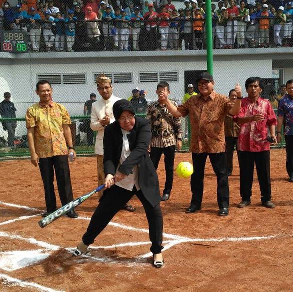 Surabaya Bangun Lapangan Softball dan Hoki Standar Internasional