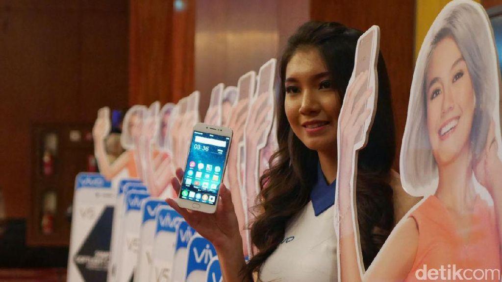 Mengulik Keunggulan Kamera Selfie Vivo V5