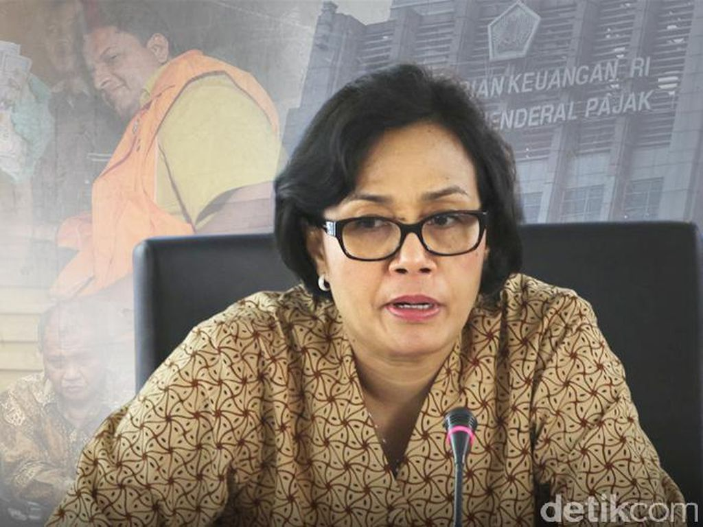 Sri Mulyani Ungkap Jumlah Pengacara, Kurator, dan Notaris Tak Ikut Tax Amnesty