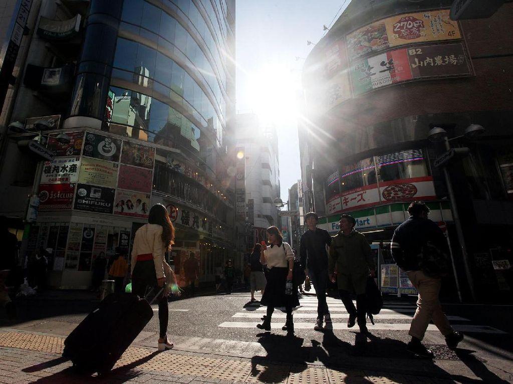 Mulai Senin Besok, Turis yang Tinggalkan Jepang Kena Pajak 1.000 Yen