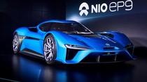 Mobil Listrik Tercepat Dunia