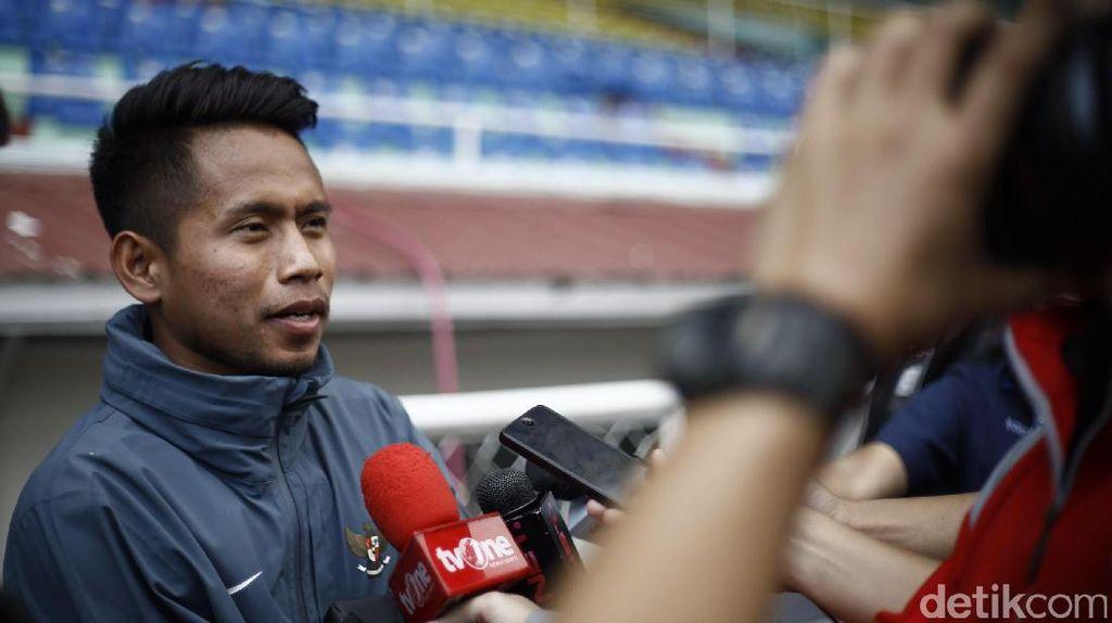 Andai Lolos ke Skuat Piala AFF 2018, Andik Usung Misi Penebusan