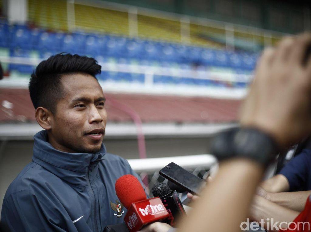 Diincar Madura United, Andik Prioritaskan Tim Malaysia dan Thailand