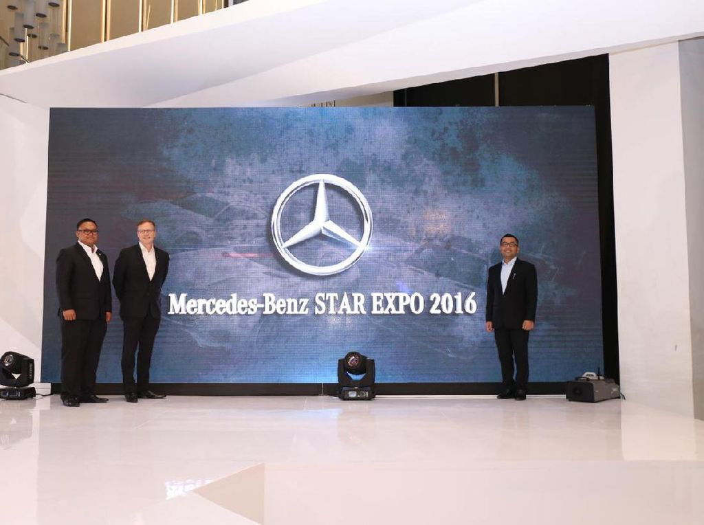 Mercedes-Benz Indonesia Gelar Mercedes-Benz Star Expo 2016