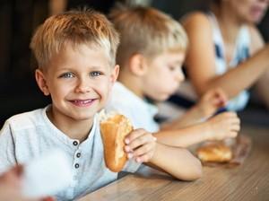 Begini Cara Orangtua Prancis Didik Anak Agar Mencintai Makanan