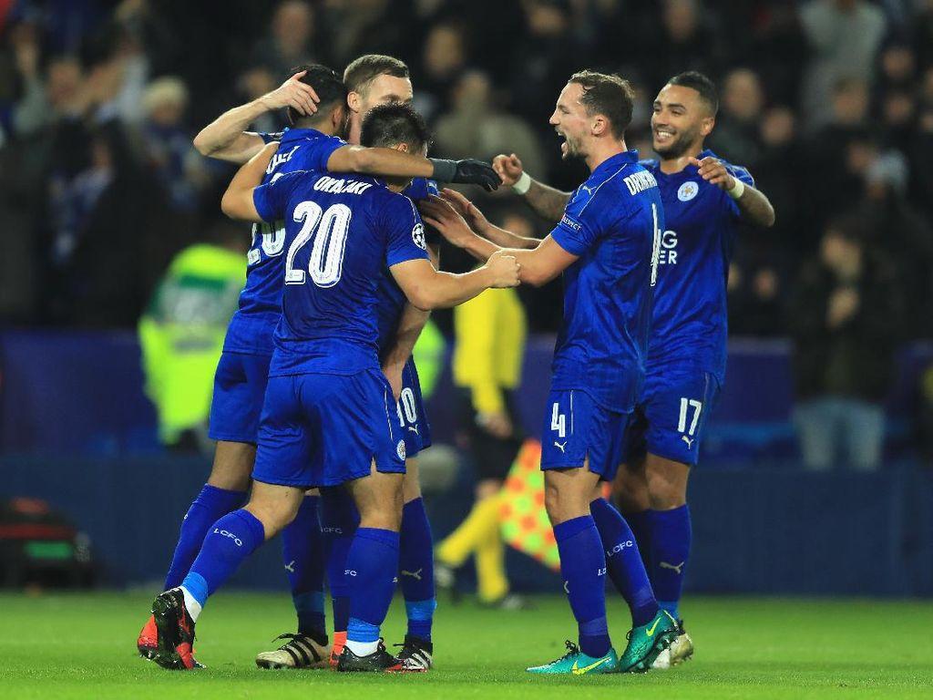 Tak Peduli Siapa Lawan Nanti, Ranieri Cuma Berharap Kondisi Leicester Sedang Prima