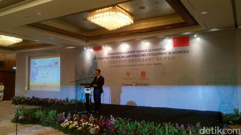 Bangun Infrastruktur RI, China Development Bank Kucurkan Pinjaman Rp 152 Miliar