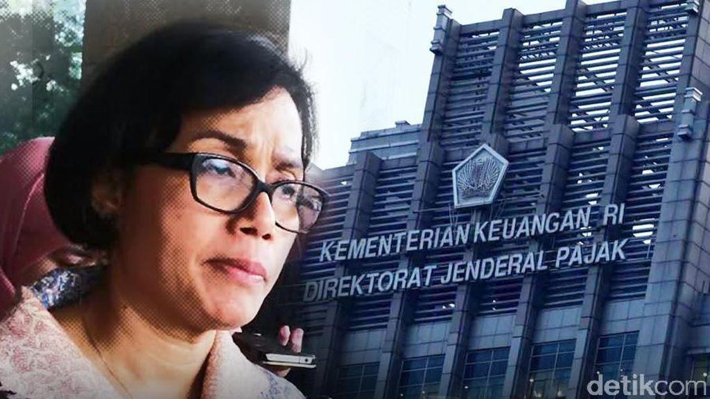 Pejabat Pajak Diciduk KPK, Sri Mulyani: Ini untuk Perbaikan Ditjen Pajak