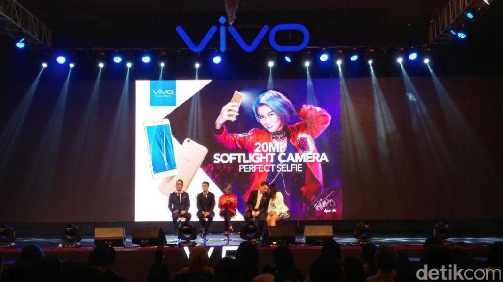 Ambisi Vivo Jadi Ponsel Favorit Orang Indonesia