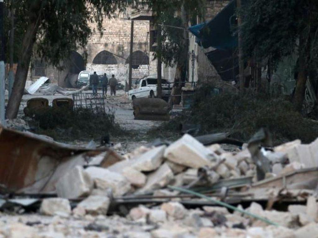 Israel Tembakkan Rudal ke Suriah, 5 Orang Tewas