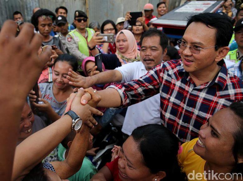 Ditegur Megawati via Telepon, Ahok: Disuruh Pasang Selotip di Mulut