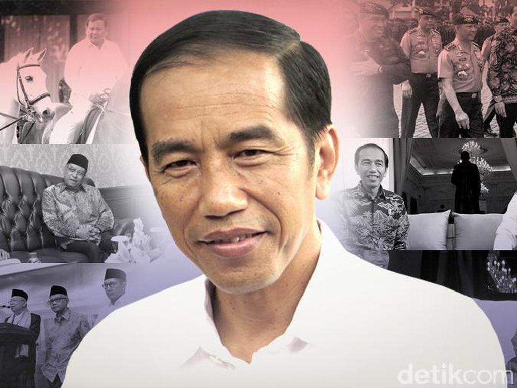 Jokowi Buka Munas REI: Jangan Berpolitik, Mari Fokus Bangun Rumah untuk Rakyat