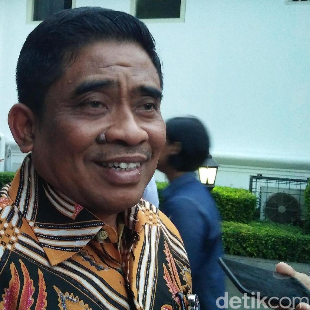 Sambangi Kemenko Maritim, Plt Gubernur DKI Bahas Kelanjutan Reklamasi