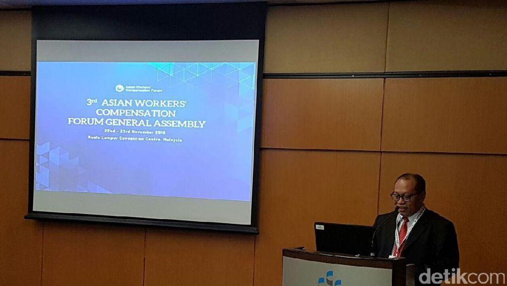 Dirut BPJS Ketenagakerjaan Pimpin Forum Jaminan Sosial Kecelakaan Kerja se-Asia