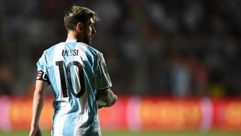 Kecam Keputusan FIFA, Barca Sebut Hukuman untuk Messi Tidak Adil