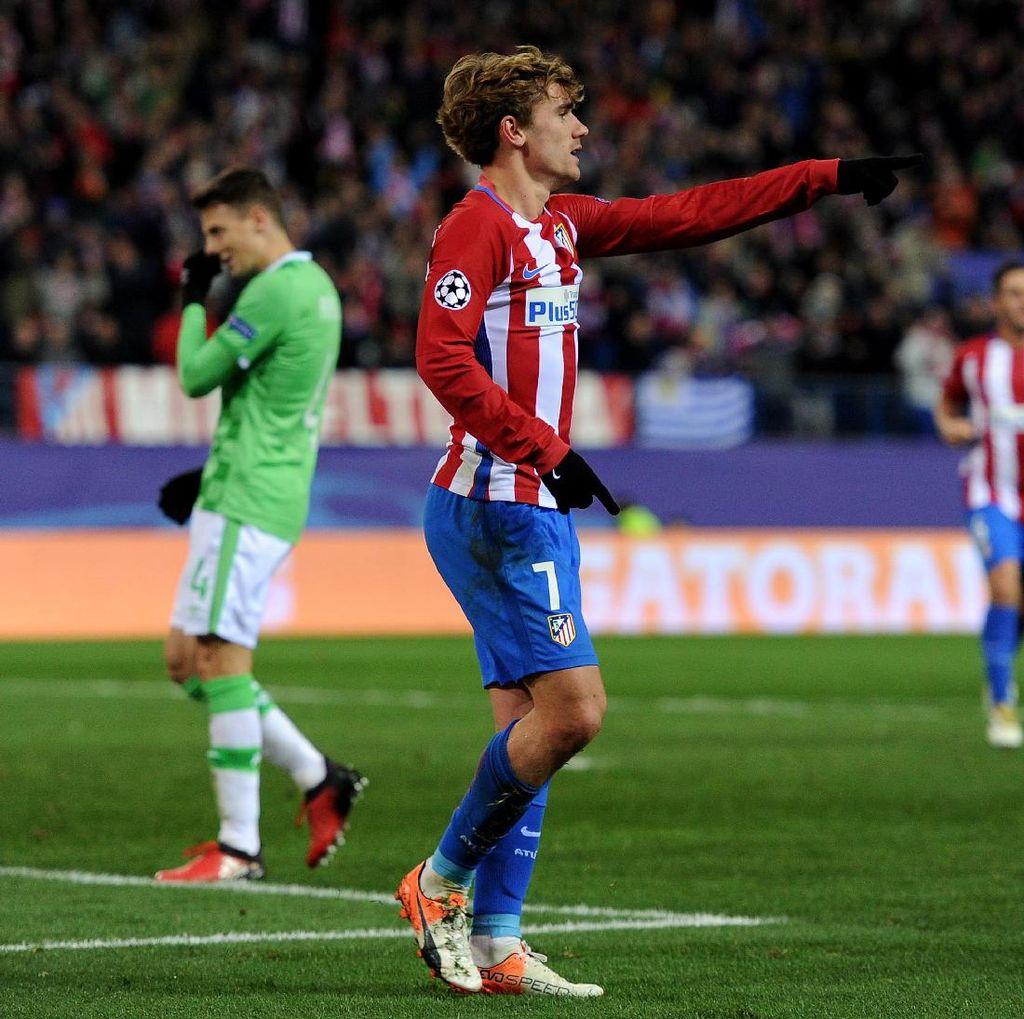 Tercapainya Target Atletico di Laga Melawan PSV