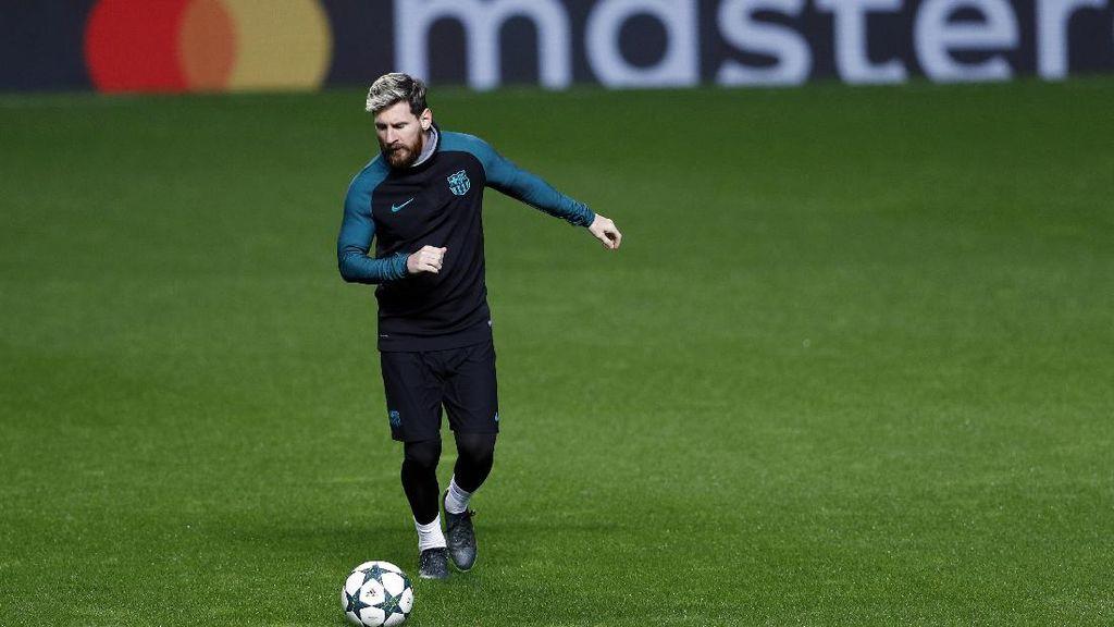 Messi Harus Selamanya di Barca