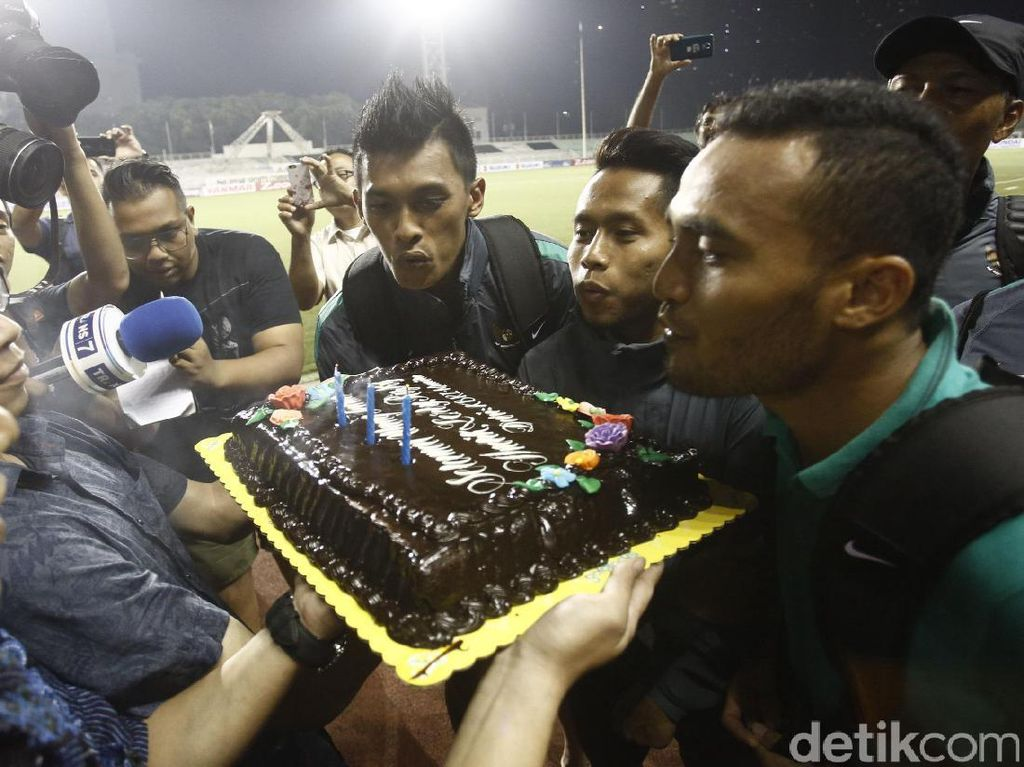 Happy Birthday Andik, Lerby, dan Rizky
