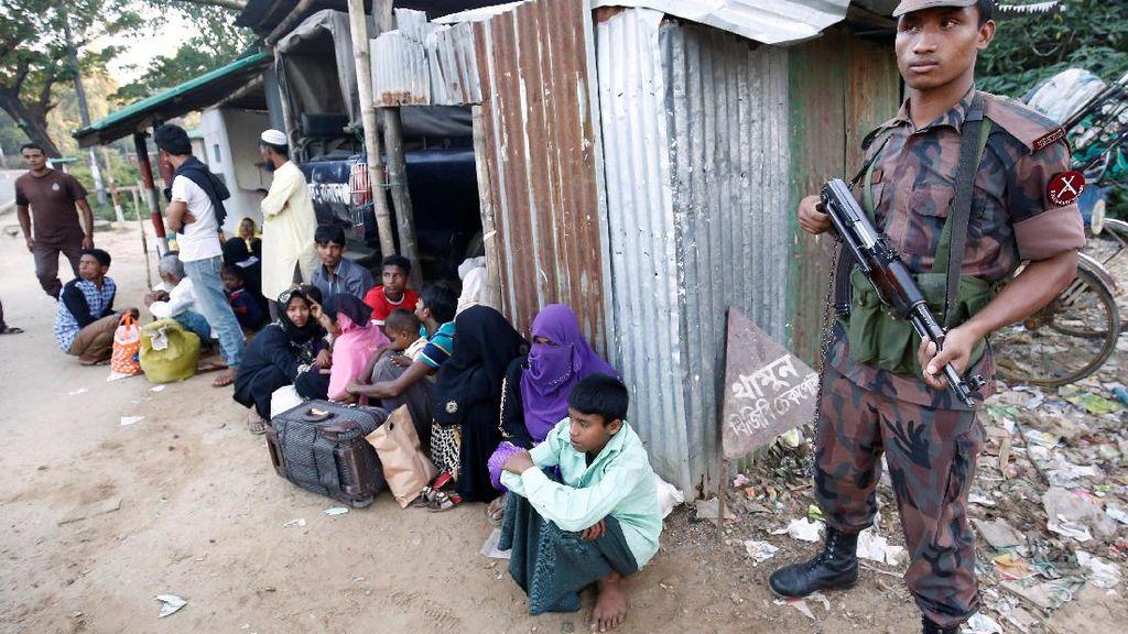 Malaysia Sebut Kekerasan Myanmar pada Rohingya sebagai Pembersihan Etnis