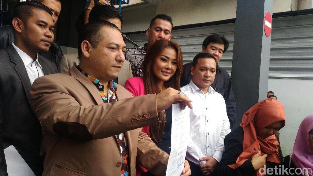 Lapor ke Polisi, Chef Aiko Ingin Buat Robbi Abbas Jera