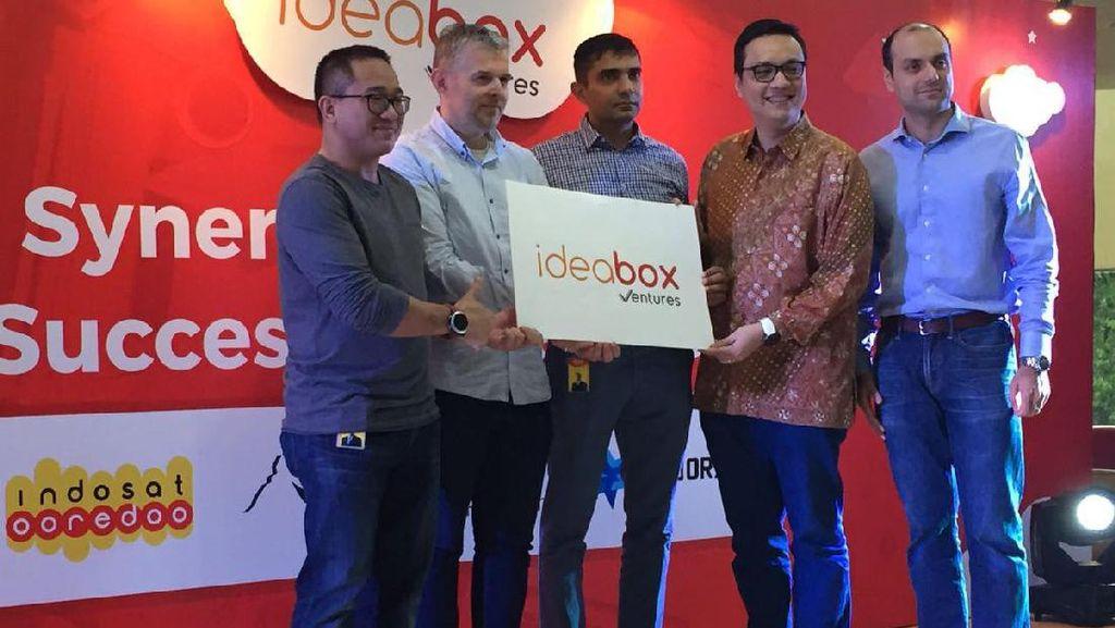 Indosat Siap Kucurkan Rp 6,7 Miliar untuk Startup