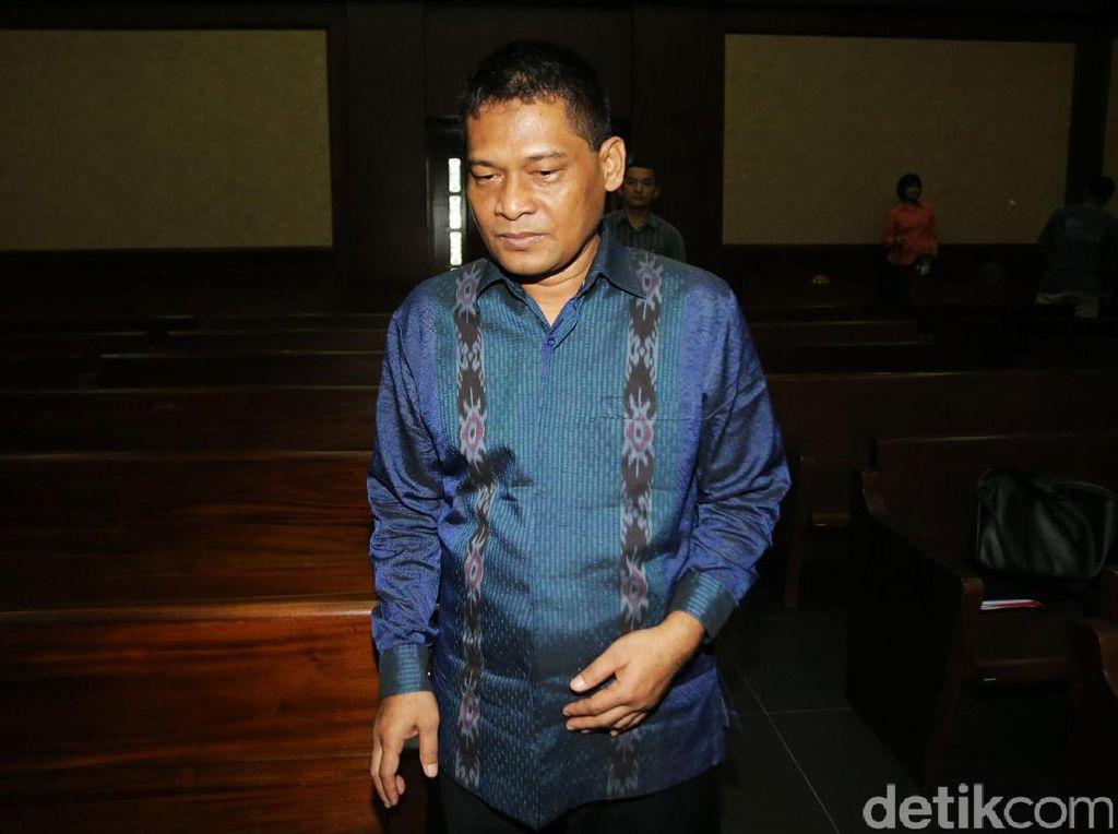 Rohadi, PNS PN Jakarta Utara Mengaku Menyesal