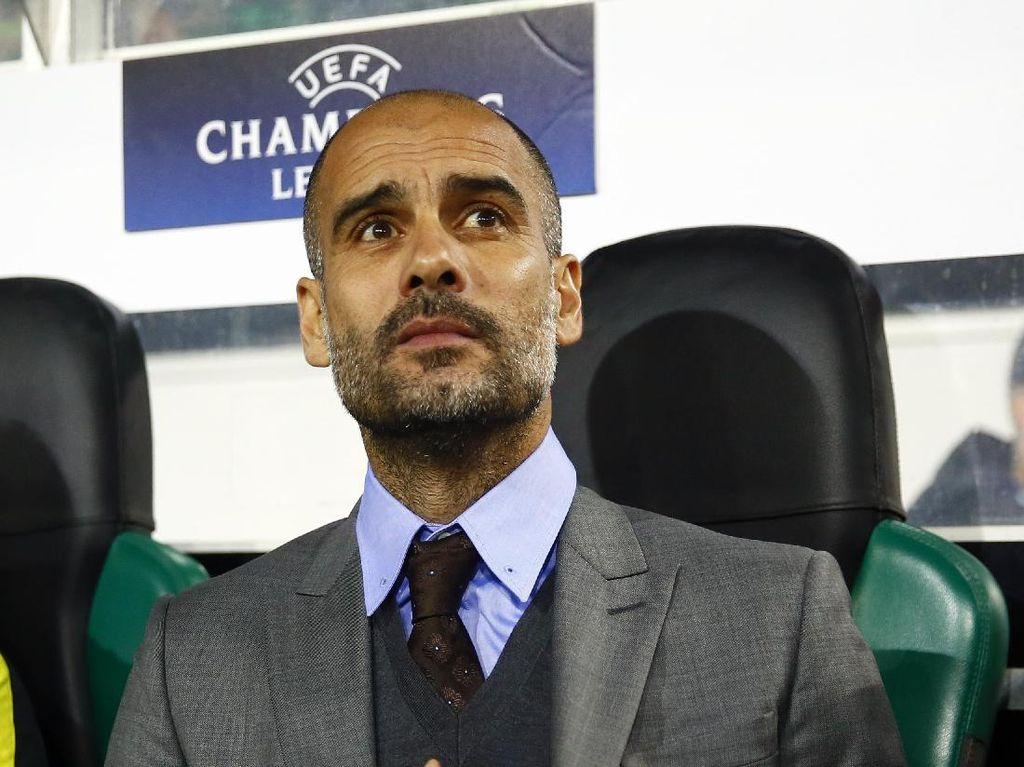 Dear Pep, Messi Ikut Komentari Sanksi City, Nih
