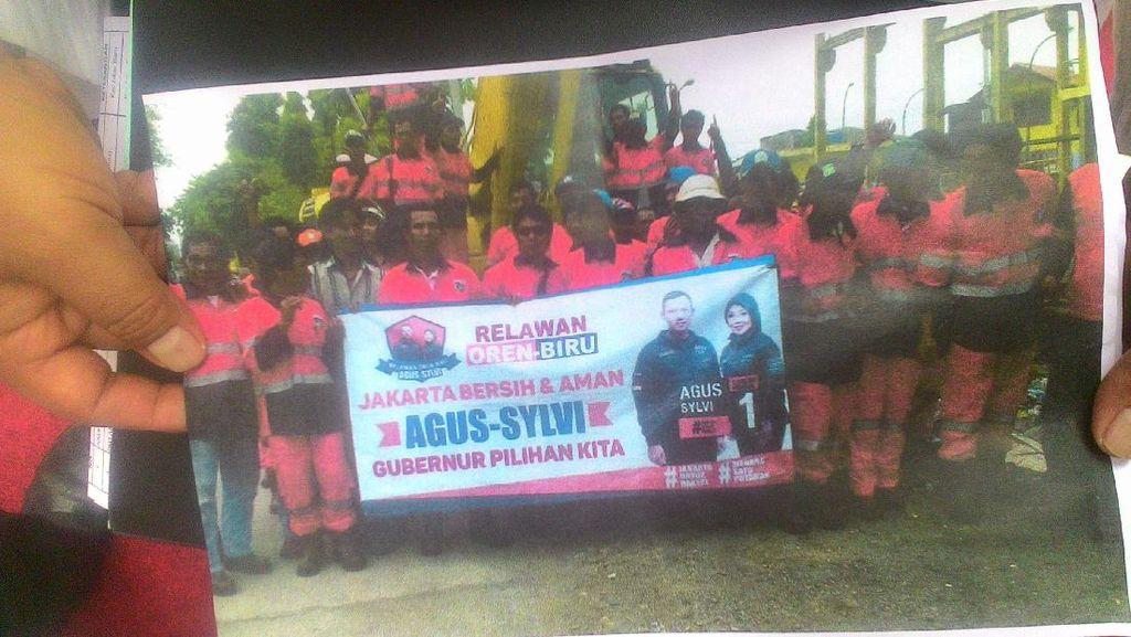 Ini Pertimbangan Pemprov DKI Menskorsing 63 Pasukan Oranye yang Kampanye