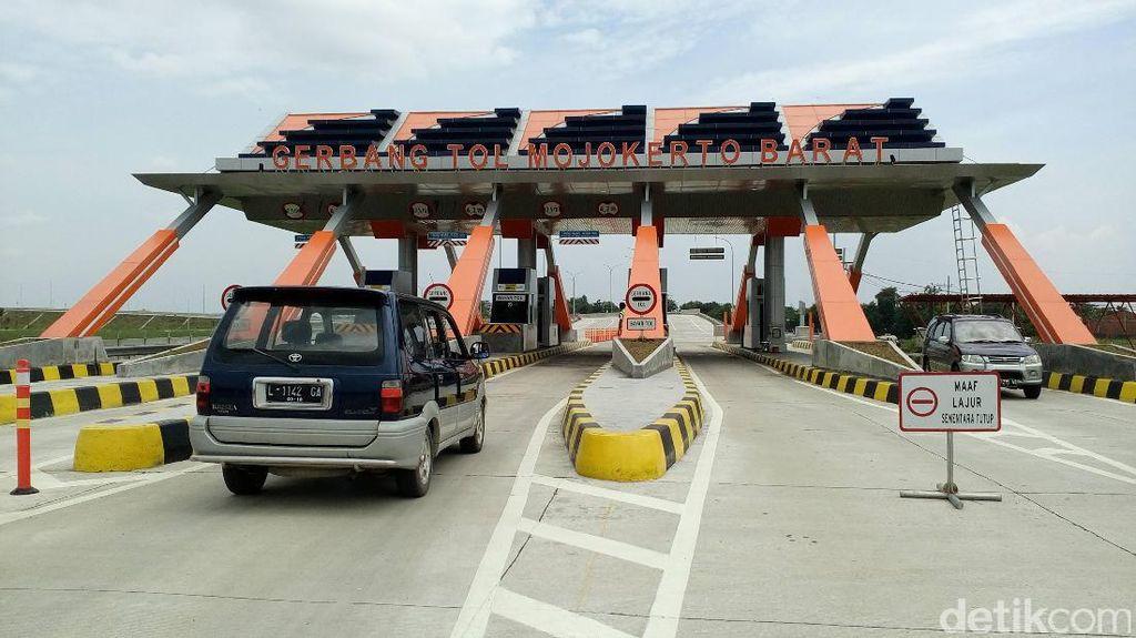 Rampung, Seksi 3 Tol Mojokerto-Kertosono Dioperasikan 1 Desember 2016