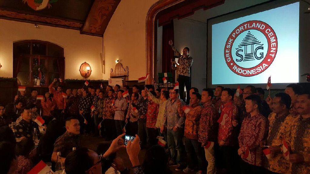 Ramai-ramai Pakai Batik di Luar Negeri,  Ukir Rekor MURI
