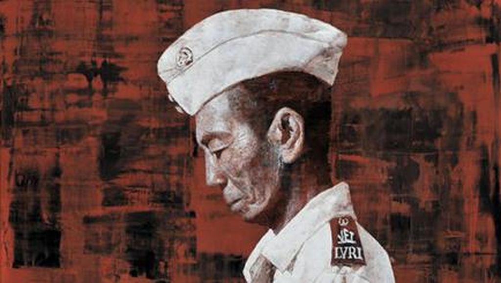 Seniman Mangu Putra Pameran Tunggal di Gajah Gallery Singapura