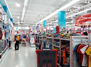 Diskon Sampai Dengan 50% Pakaian Anak di Transmart Carrefour