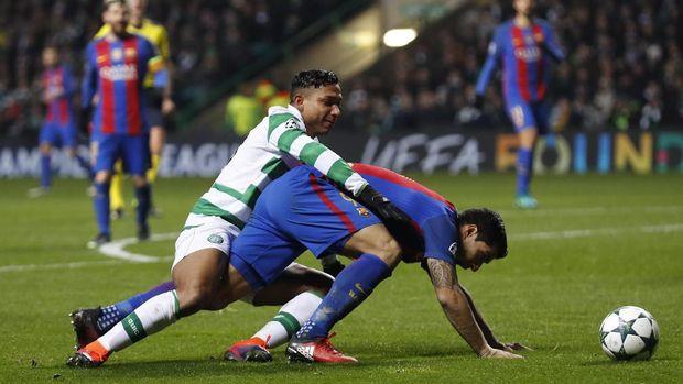 Rodgers Pertanyakan Penalti Barca