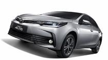 Toyota Segarkan Tampilan Corolla Altis