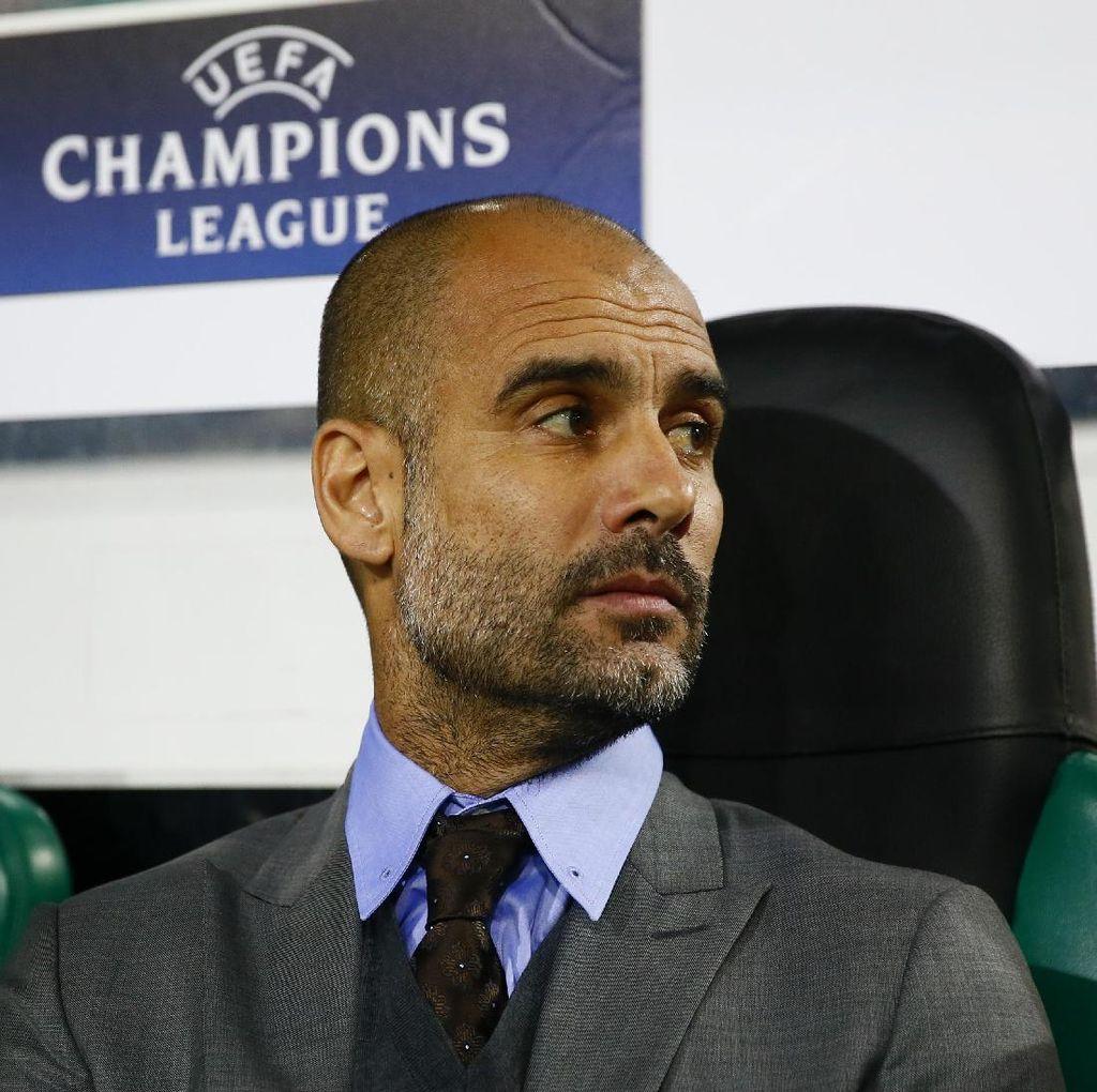 Guardiola: Sekarang City Bisa Fokus ke Premier League