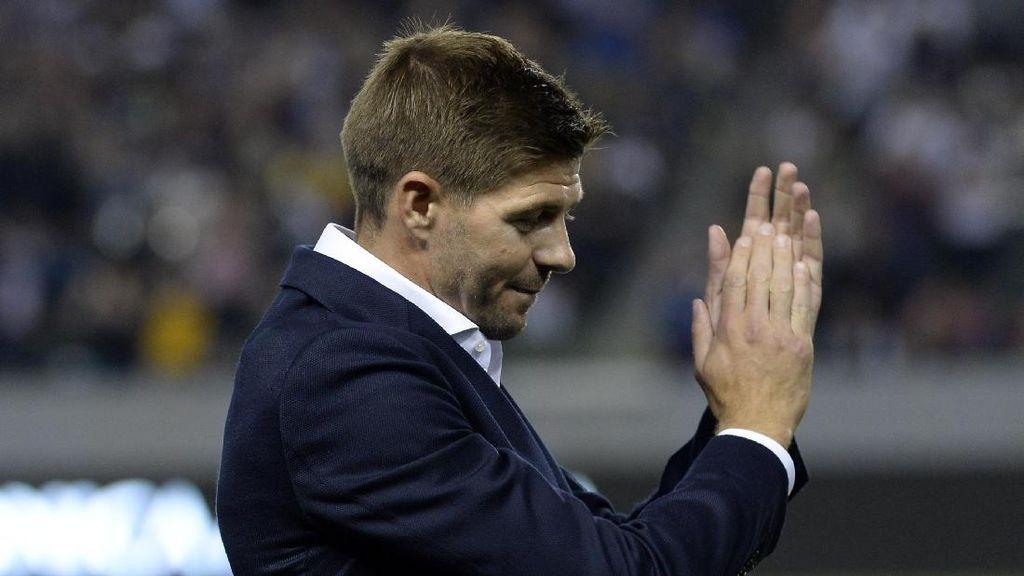 Ini Saran Henry untuk Gerrard yang Baru Saja Pensiun