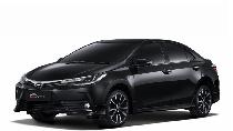 Toyota Buat Corolla yang Lebih Yahud