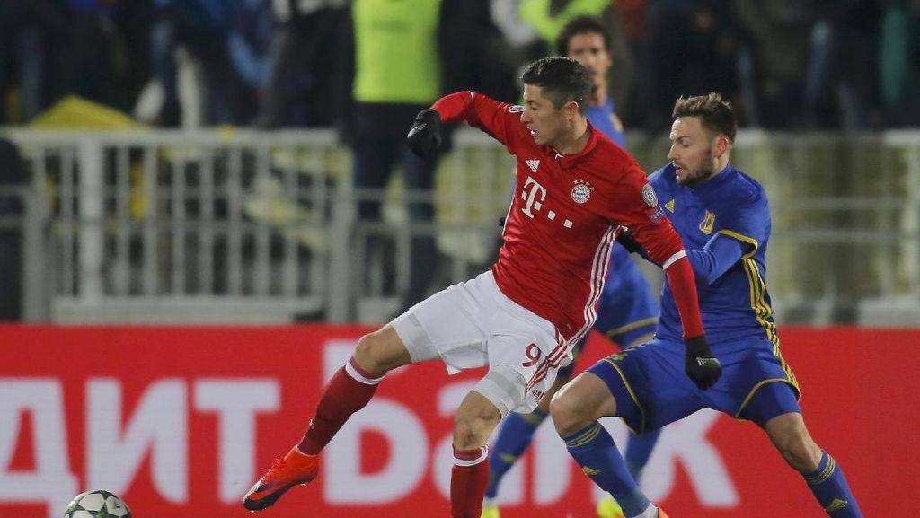 Bayern Tumbang di Markas Rostov