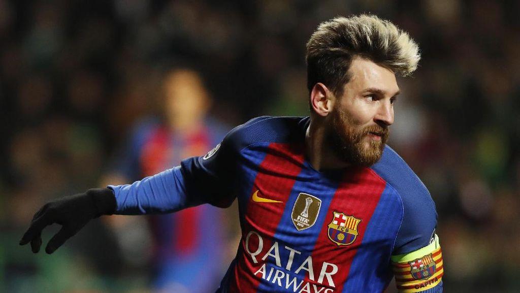 Messi Memburu Rekor Gol Ronaldo di Fase Grup