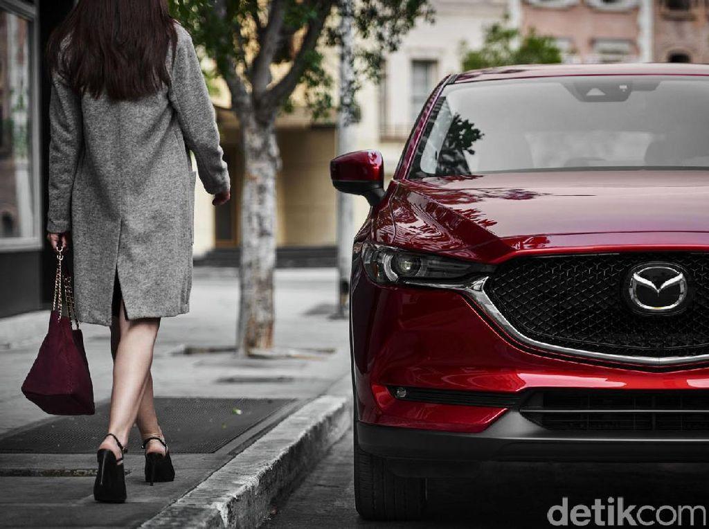 Mazda Masih Rahasiakan Line Up Mobil Barunya Tahun Ini