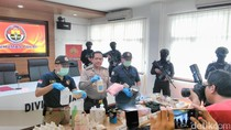 Tersangka Teroris Majalengka Buat Bom untuk Target Objek Vital di Jakarta