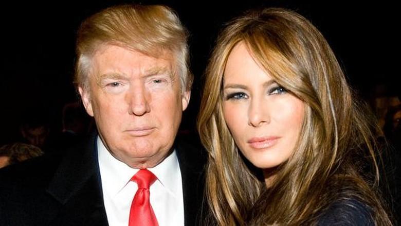 Donald Trump VS Perusahaan Tekkhnologi