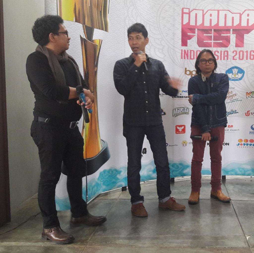 Kekaguman Juri Inama Fest Akan Karya Peserta Daerah