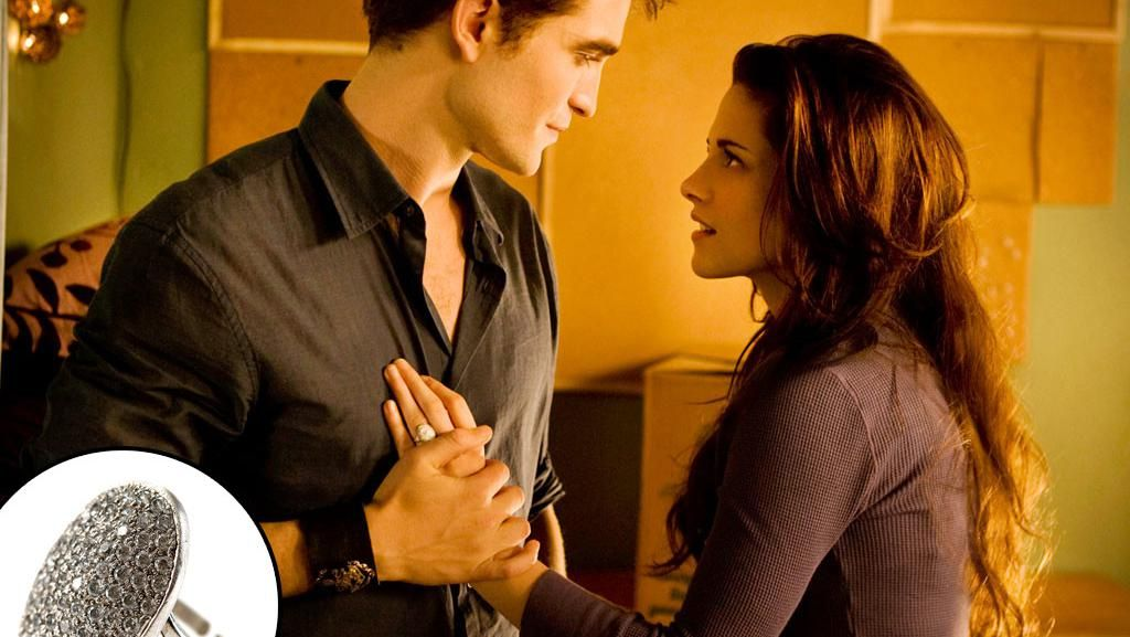 Cincin Tunangan Bella Swan di Twilight Dilelang, Terjual Rp 227 Juta
