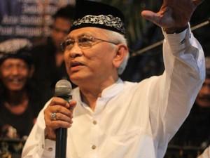 Dialog Gus Mus dan Pandu Wijaya yang Sejuk dan Penuh Keakraban