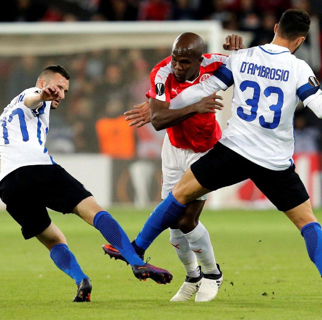 Hasil Lengkap Liga Europa: 9 Tim Lolos, Inter Milan Out