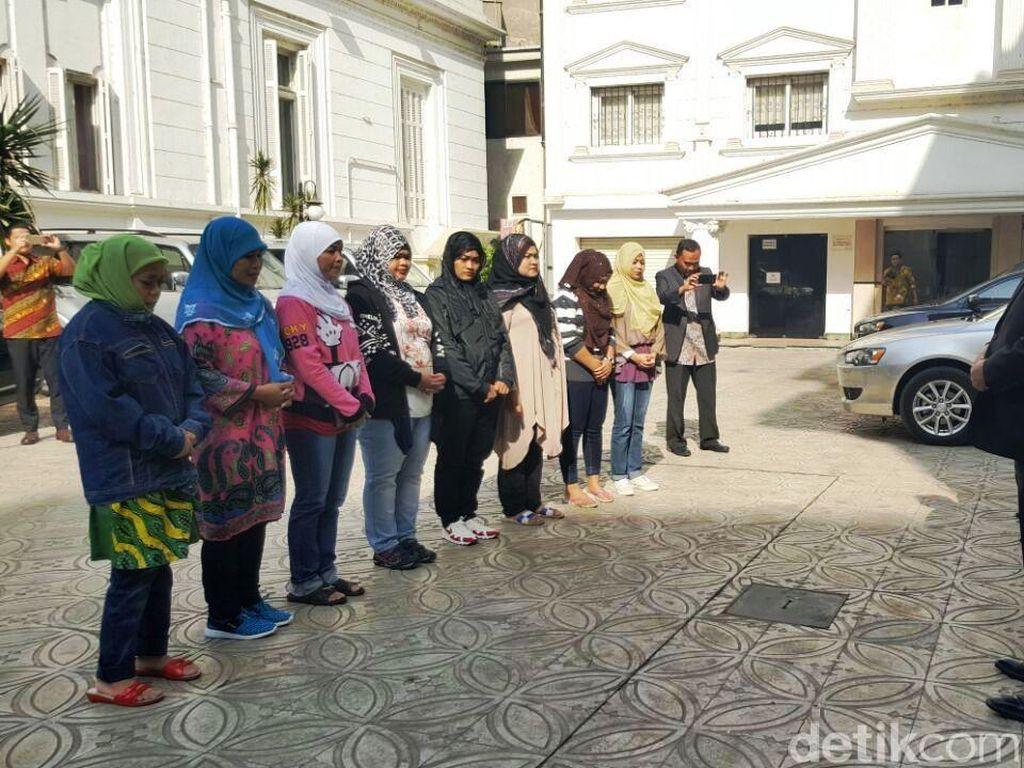 KBRI Kairo Pulangkan 8 WNI Korban Perdagangan Orang