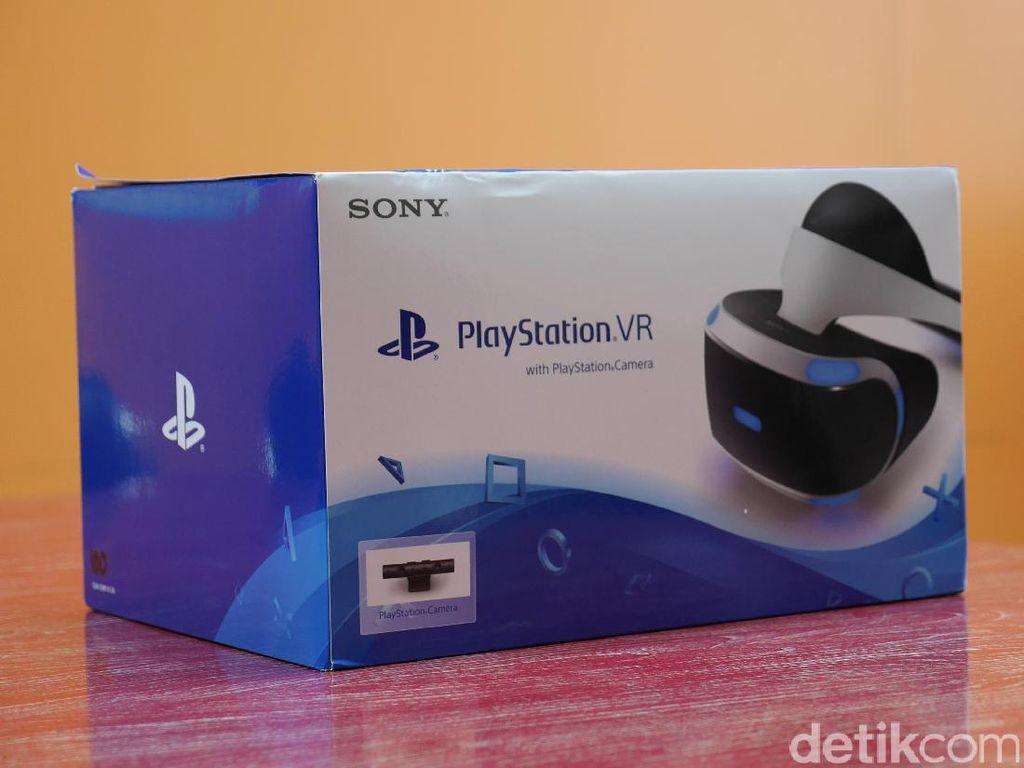 PlayStation VR Punya Versi Baru, Ini Bedanya