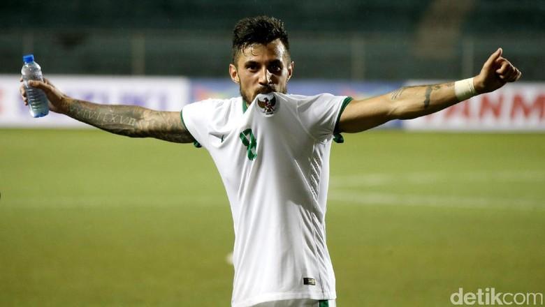 Luis Milla Akhinya Panggil Stefano Lilipaly ke Timnas Indonesia U-23