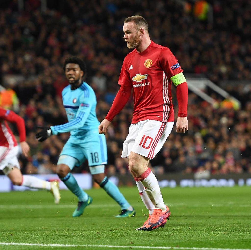 Ibra: Rooney Layak Dapat Respek Lebih Besar